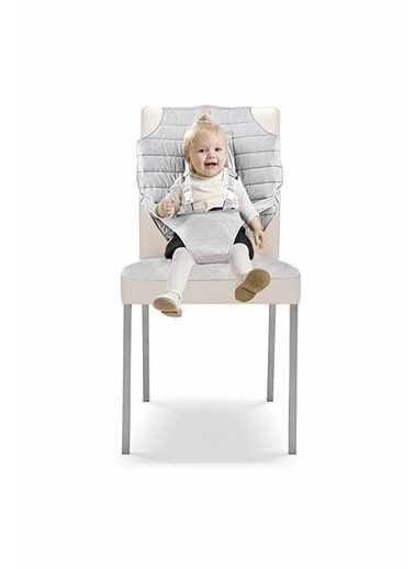 BabyJem Babyjem Portatif Kumaş Mama Sandalyesi Renkli